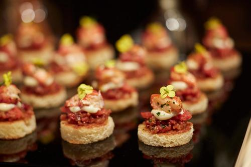lobster BLTs for the 2015 Governors Ball